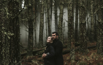pine forest-Barrington-Tops-engagement-shoot