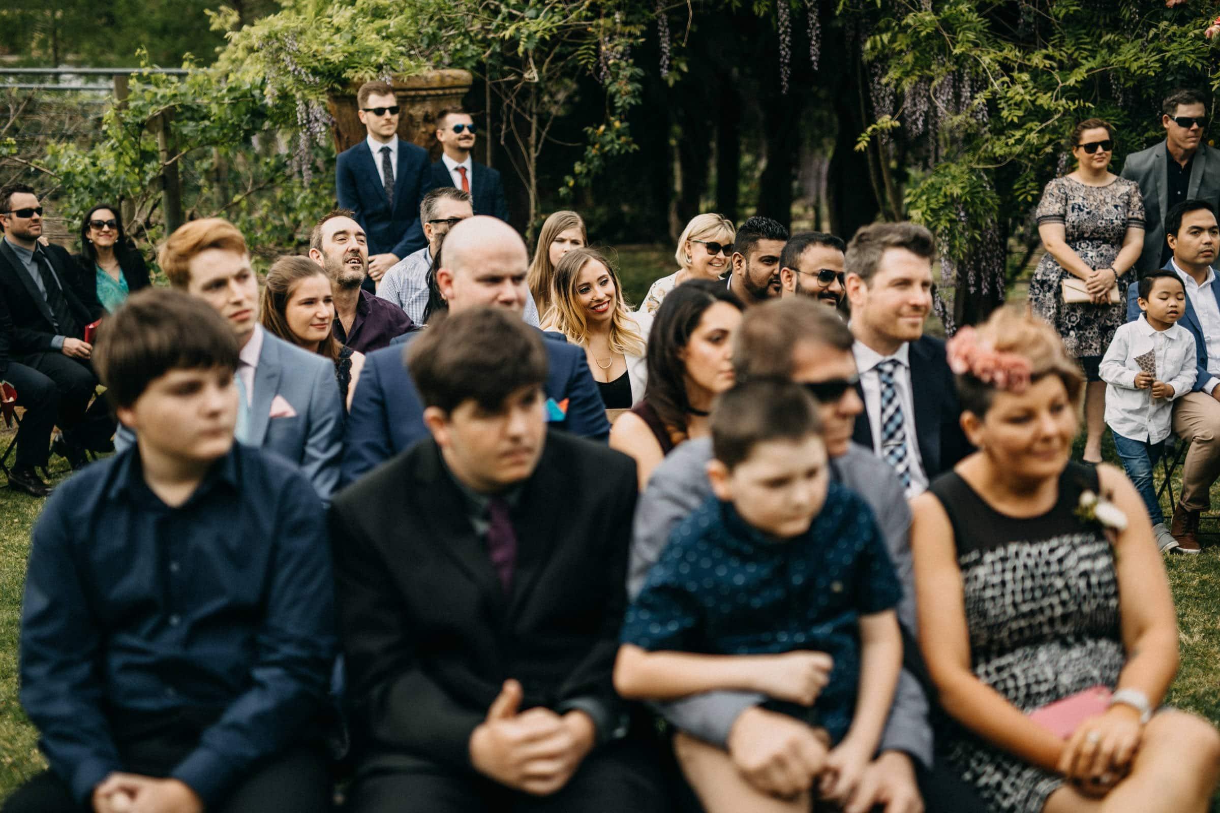 Albion farm gardens wedding