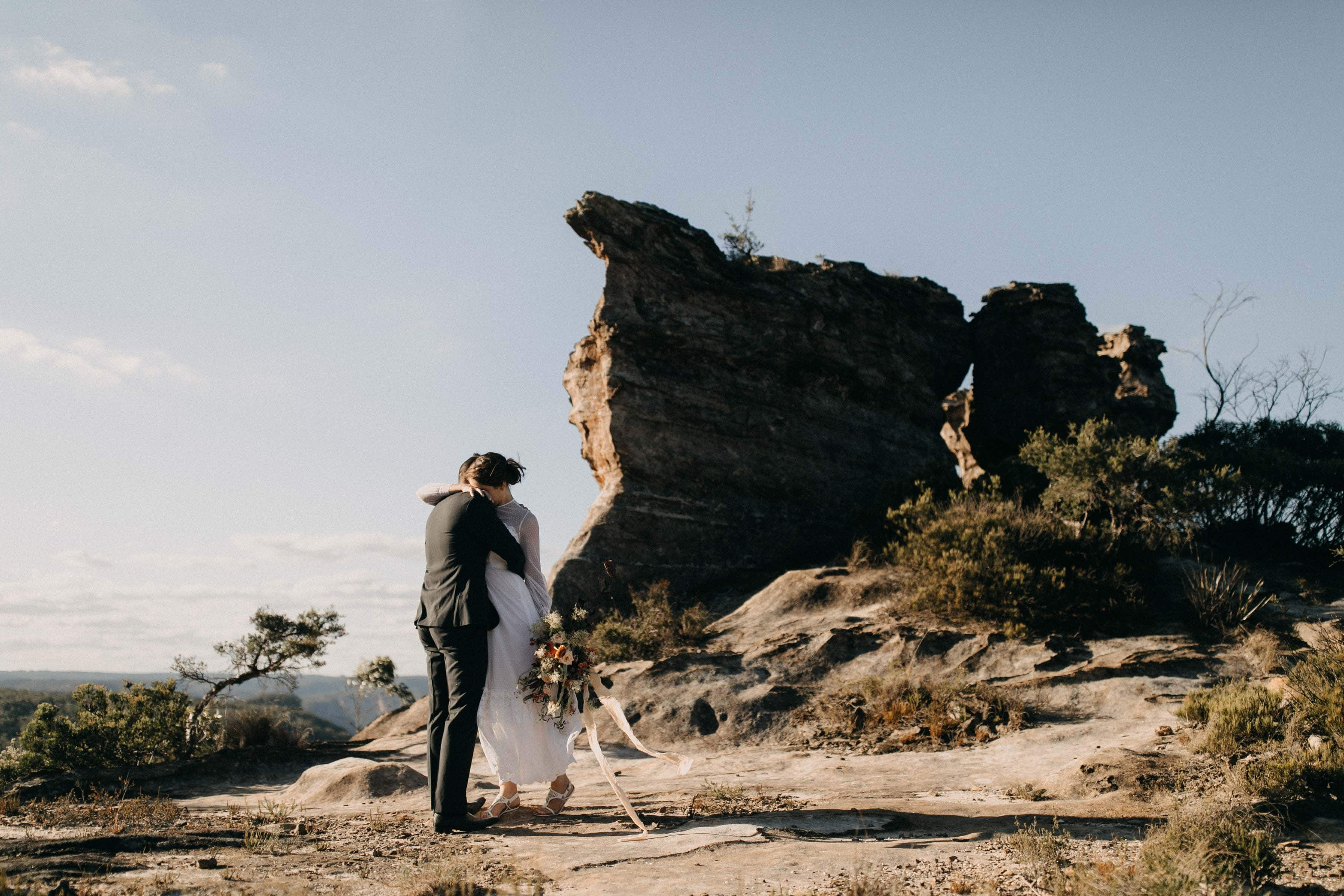 Blue Mountains elopement