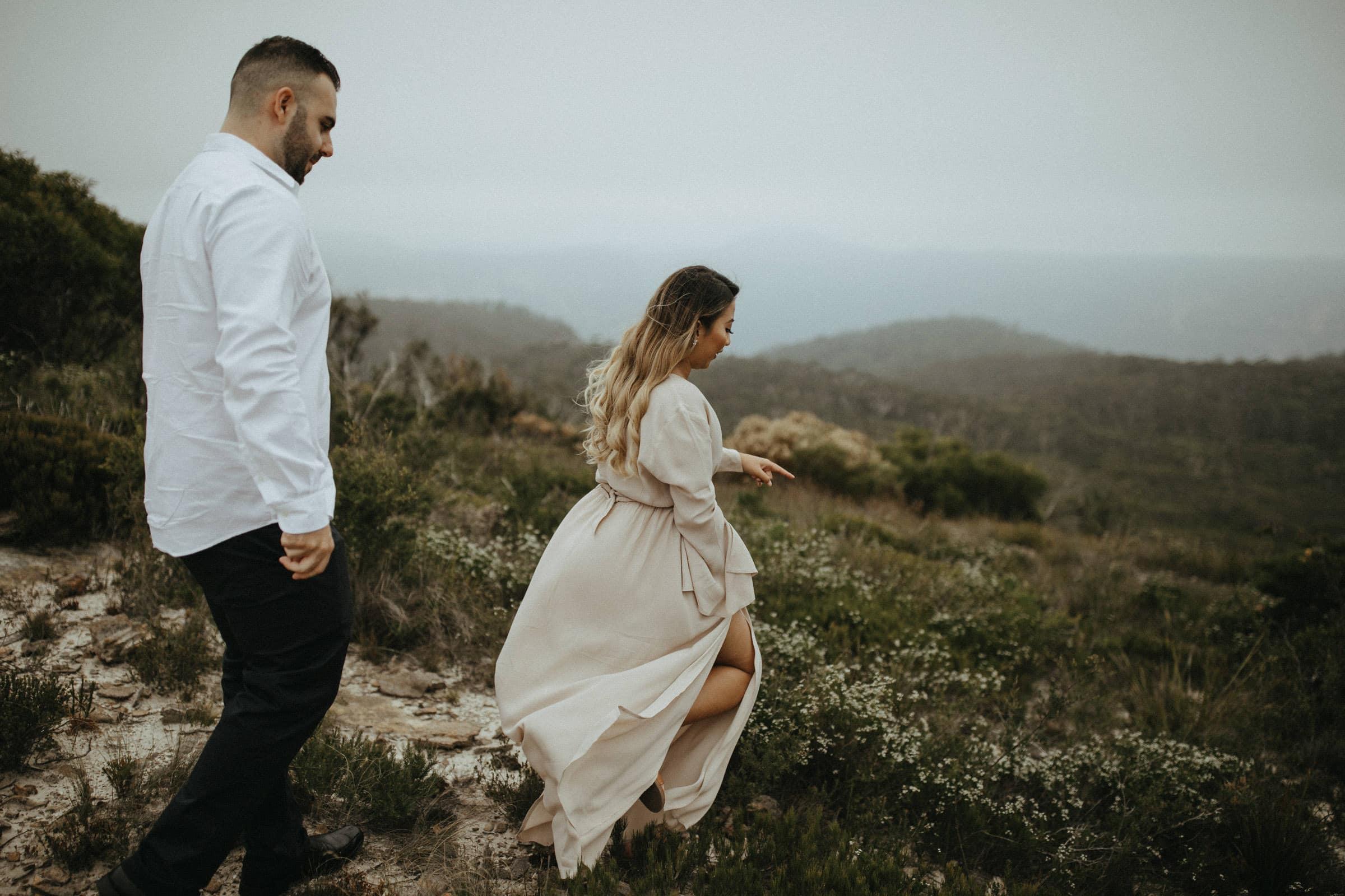 Blue Mountains elopement & wedding photographer ...
